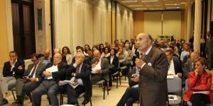 Il Prof. Lucio Casalino illustra gli effetti della Riforma e le proposte CISAL di modifica